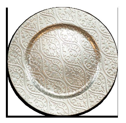 ADAMASCADO PRATA - (33 CM)