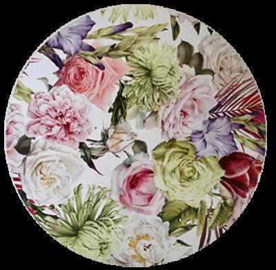 Jogo americano Floral