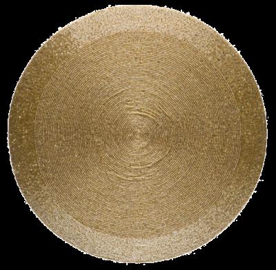 Borda Horizontal Ouro 38x38